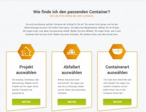 Containerbestellung leicht gemacht - ganz einfach in 4 Schritten - 2 - containeronline.at