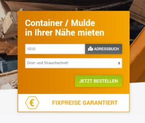 Mulde bestellen - aufstellen - abholen - 5 - containeronline.at